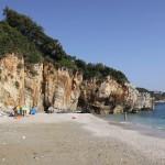 Plaja Mylopotamos, Pelion – Grecia (dimineata devreme)