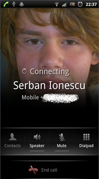 full size contact picture