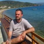 Pe malul golfului Pagasetic