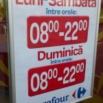 Programul Carrefour in ton cu bancul