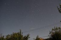 stele pe cerul de septembrie