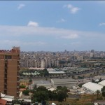 Beirut panorama from Metropolitan Palace