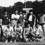 Echipa de fotbal din liceu