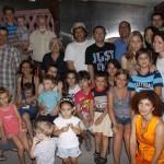 Poza de grup la ziua lui Noru
