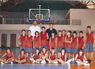 Echipa de basket