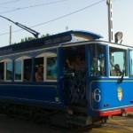 Blue Tram – Barcelona