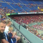Daca e Barcelona atunci e sigur si fotbal