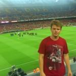 FC Barcelona – UC Sampdoria 0 – 1