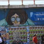 Pictura de strada in Chile