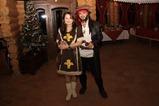 Pocahantos si Jack Sparrow