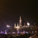 Vienna by night…