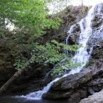 O cascada in Thassos