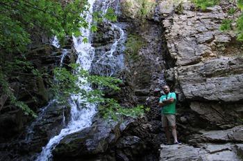 cascada in Thassos