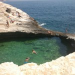 Laguna Giola, Thassos – Grecia