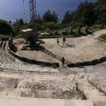 Amfiteatrul din Thassos, Grecia