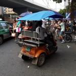 Taxiuri ilegale in Guangzhou