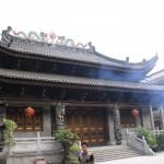 Hualin Temple – templul celor 500 de arhati