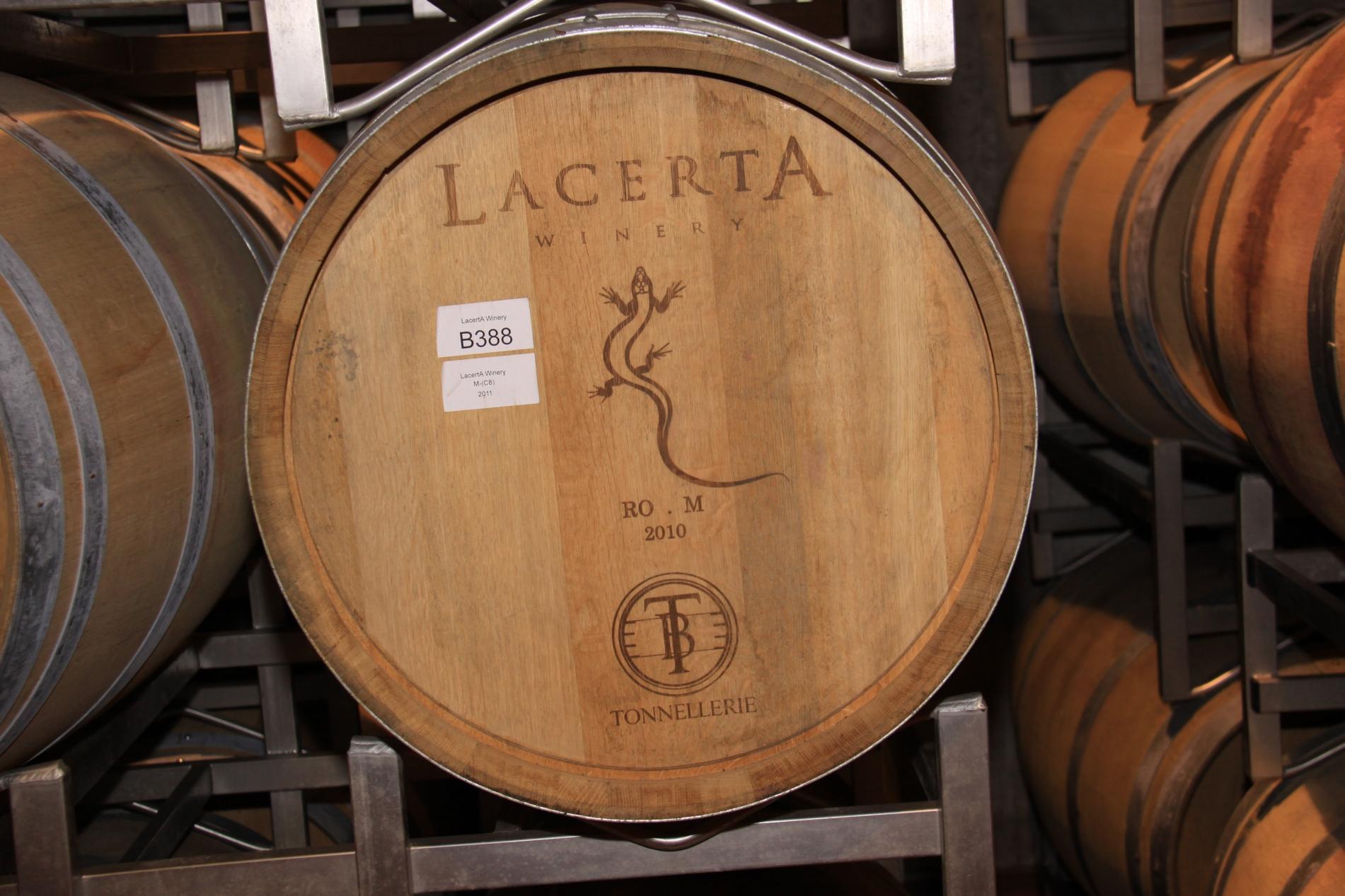 Lacerta – la o degustare de vinuri