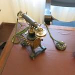Un telefon Ericsson din secolul 19