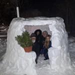 Cum sa construiesti un igloo