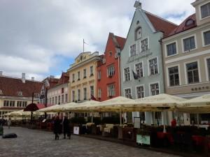 Tallinn – old town