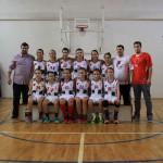 U13: ACS Champions – CSS Brasovia 57-18